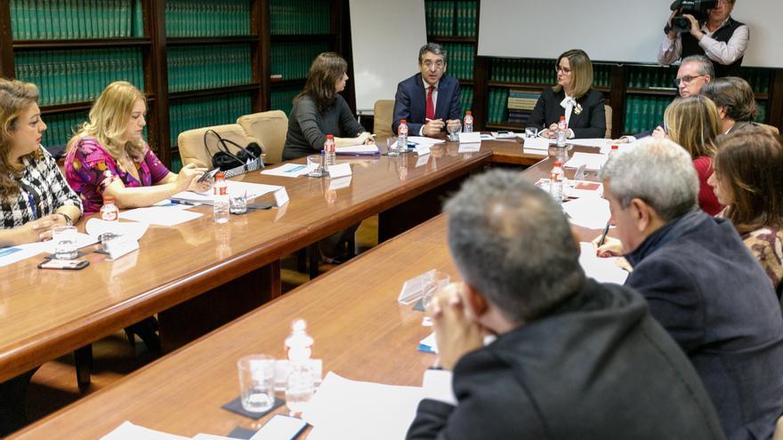 Reunión de la comisión de seguimiento del convenio de Las Chumberas, este martes en Madrid