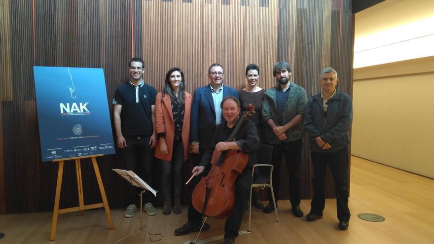 El Festival de Música Contemporánea de Navarra arranca este jueves y estrenará más de 13 obras inéditas