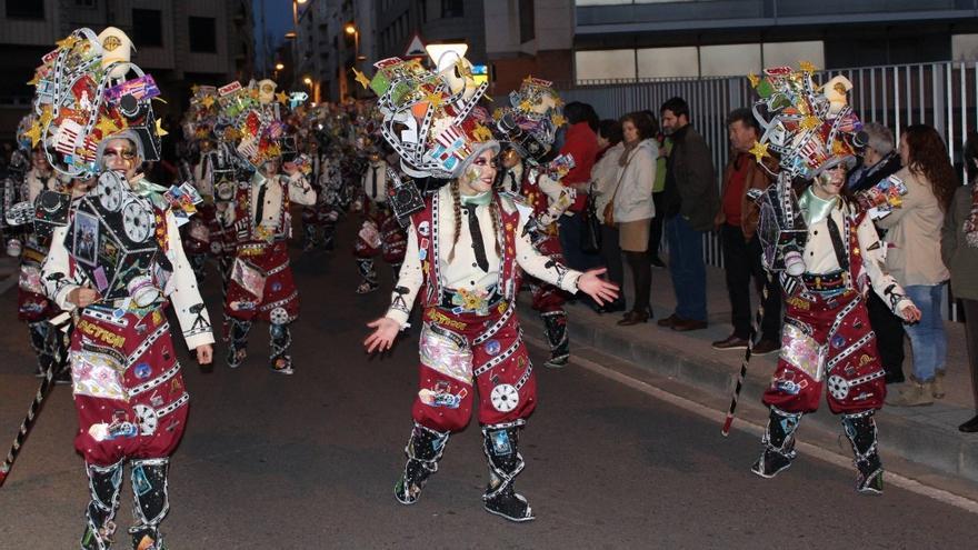 Desfile de carnaval en Mérida / http://merida.es