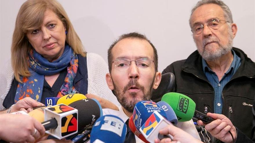 Podemos evitará responder a los ataques del PSOE, al que quiere como aliado