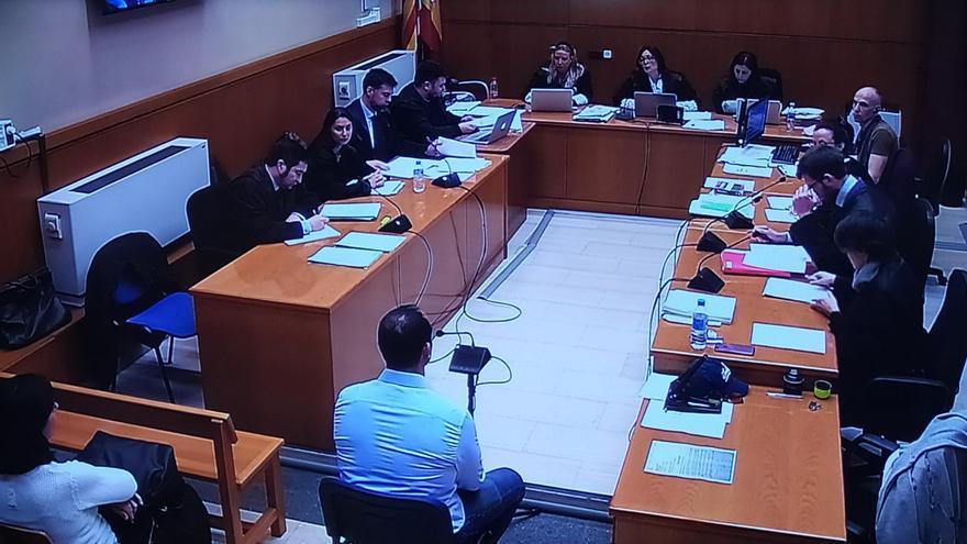 Arasa, ante el tribunal