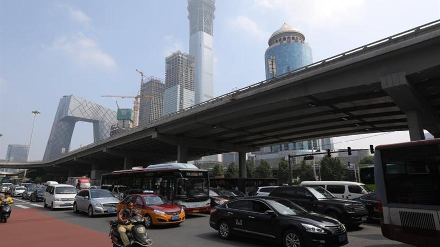 Las ventas minoristas en China suben el 10,4 % en julio
