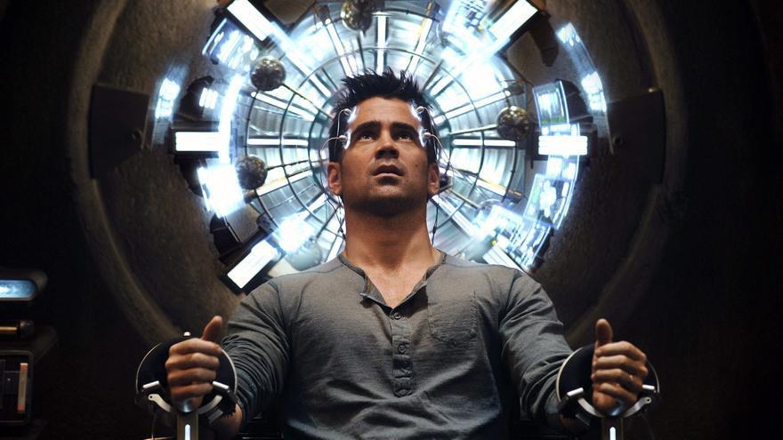 """Colin Farrell y el """"remake"""" de """"Total Recall"""" copan los estrenos de la semana"""