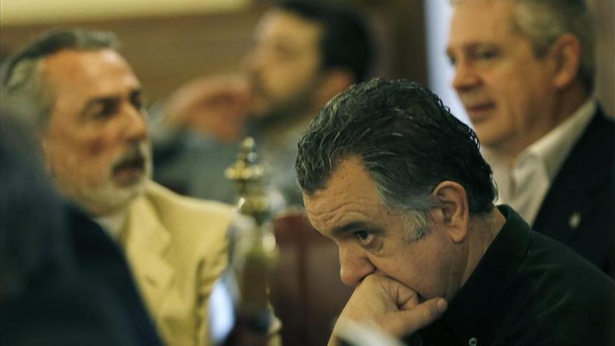 """Crespo afirma que algunos políticos """"se irán de rositas, que es lo que suele suceder"""""""