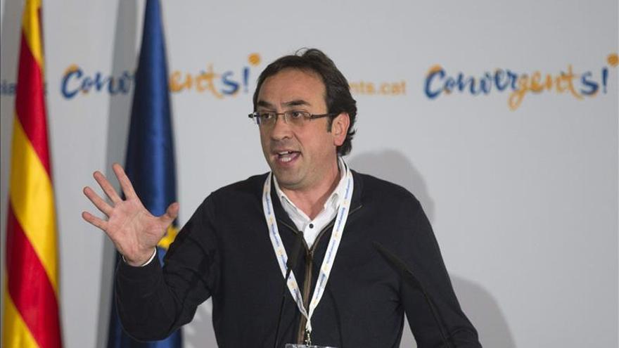 Rull (CDC) afirma que la sentencia del TC expulsa a Cataluña y aleja una tercera vía