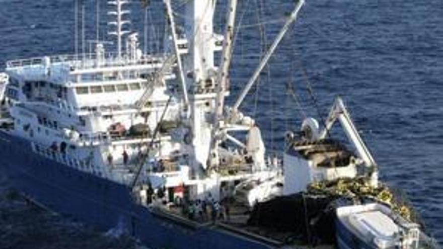 El atunero vasco 'Alakrana'. (REUTERS)