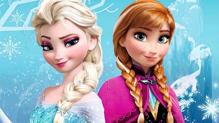 Telecinco se congela con 'Frozen' y Antena 3 'asalta' París en 'El peliculón'