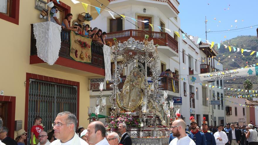 Procesión de la Virgen del Pino (ALEJANDRO RAMOS)