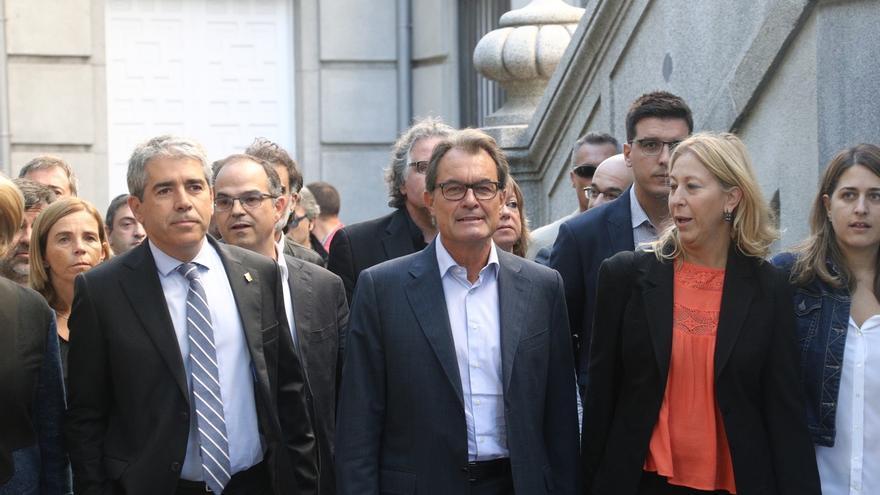 Homs afea al PSOE que apoye su suplicatorio y, en cambio, rechazara en su día investigar a Barrinuevo por los GAL