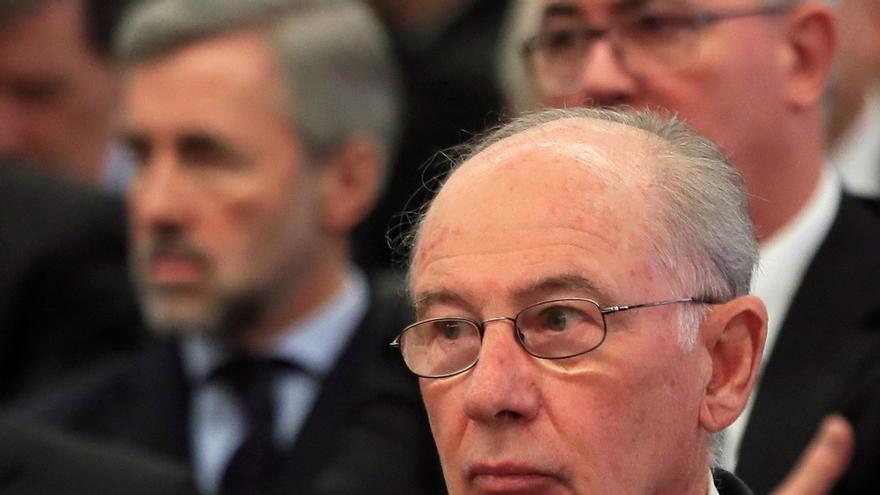(AMP) Rato afirma que la salida a Bolsa de Bankia fue una decisión legal y no empresarial