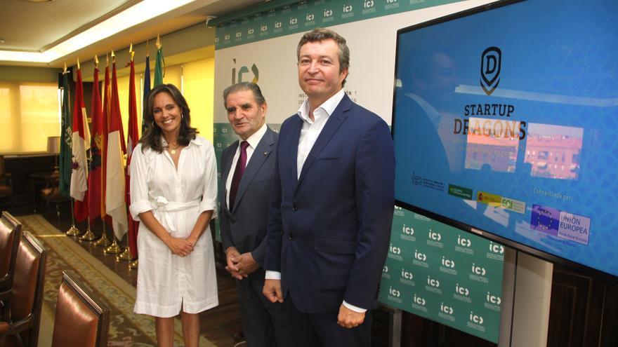 Presentación del proyecto 'Startup Dragons' / Fundación Caja Rural Castilla-La Mancha