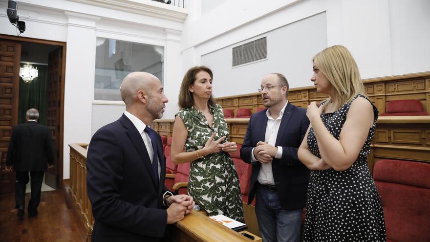 Diputados de Ciudadanos en las Cortes de Castilla-La Mancha