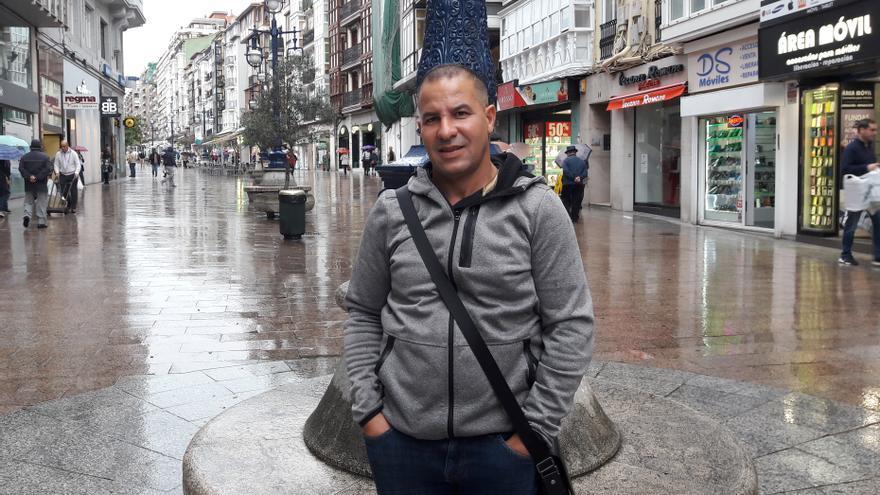 Naji El Boughazzaouy, alias ''Javivi'', llego a España desde Marruecos hace 20 años