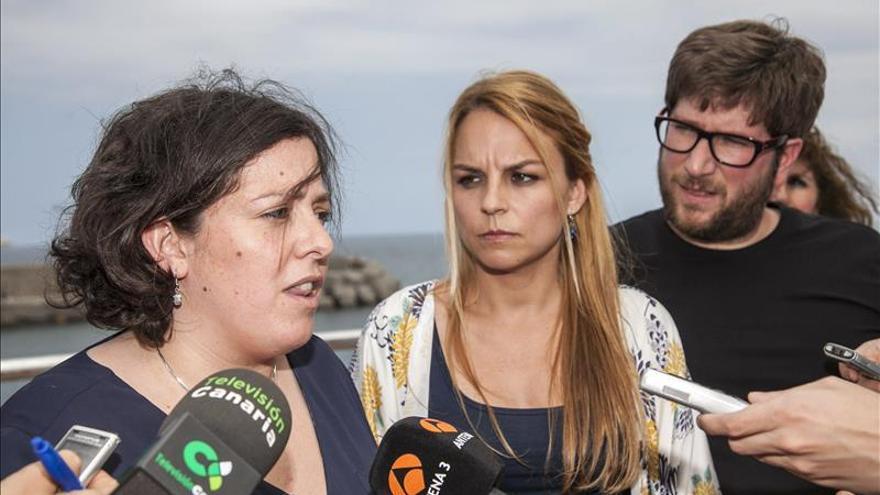 Podemos pide a la UE que investigue el accidente del buque Oleg Naydenov