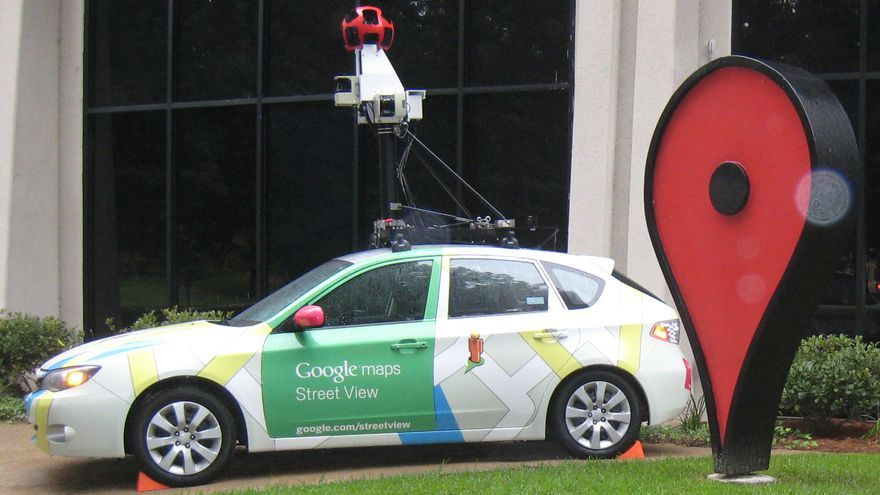 El coche de Google Street View   Wikipedia