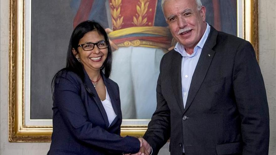 Palestina tiende su mano para suavizar las relaciones entre España y Venezuela