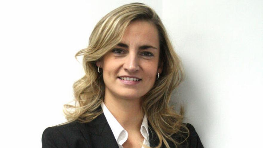 Faina Zurita Ussía, en una imagen de archivo.