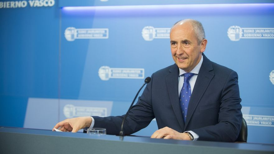 """Gobierno vasco confía en que los """"avances"""" en las negociaciones de PNV y PSE den """"frutos"""""""