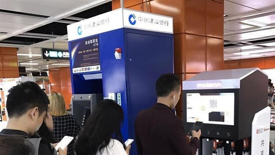 De paraguas a balones, la explosión de la economía colaborativa en China