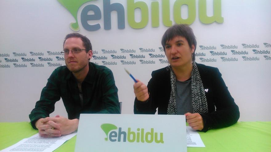 """EH Bildu dice que el PNV debe """"elegir entre seguir amparando el fraude en Karrantzako Minda o actuar con contundencia"""""""