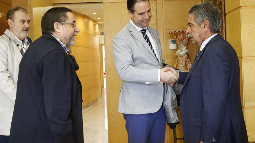 El Gobierno de Cantabria y Santa Clotilde estudian nuevas vías de colaboración sociosanitarias