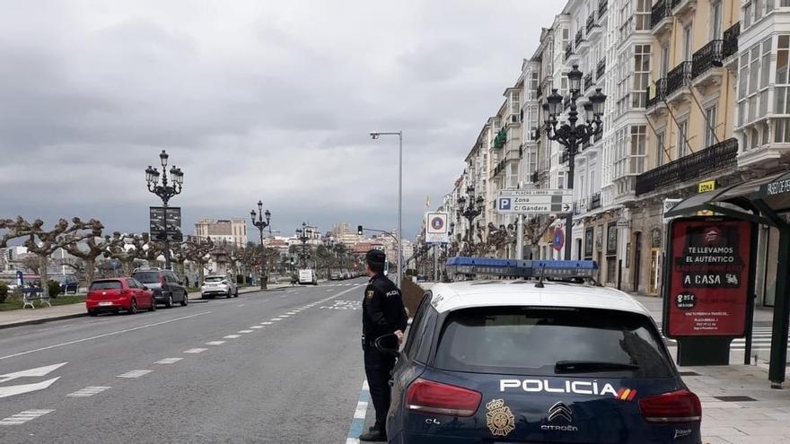 Normalidad en Cantabria en la primera jornada de estado de alarma
