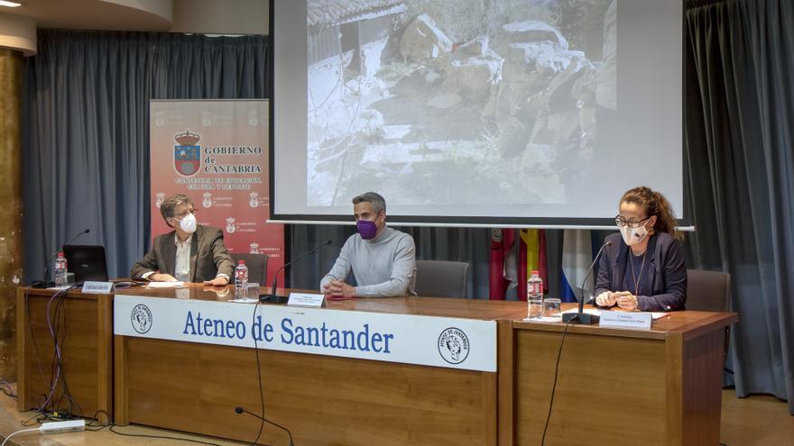 Presentación del proyecto de restauración de la emita de San Juan de Socueva.