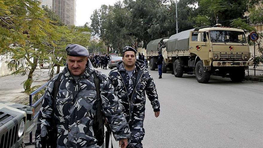 Una bomba causa al menos un muerto en el noreste del Líbano