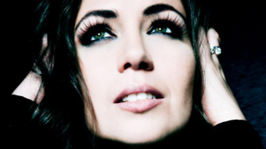 La cantante portuguesa Joana Amendoeira