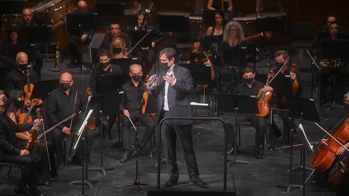Concierto de temporada de la Orquesta de Córdoba