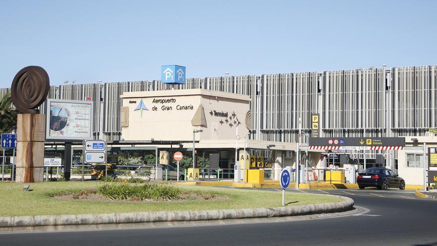 Aeropuerto de Gran Canaria (ALEJANDRO RAMOS)