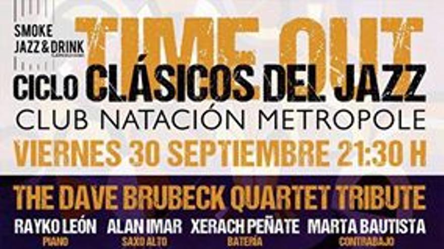 Smoke Jazz & Drink continúa con el ciclo 'Clásicos del Jazz' el próximo viernes 30 de septiembre