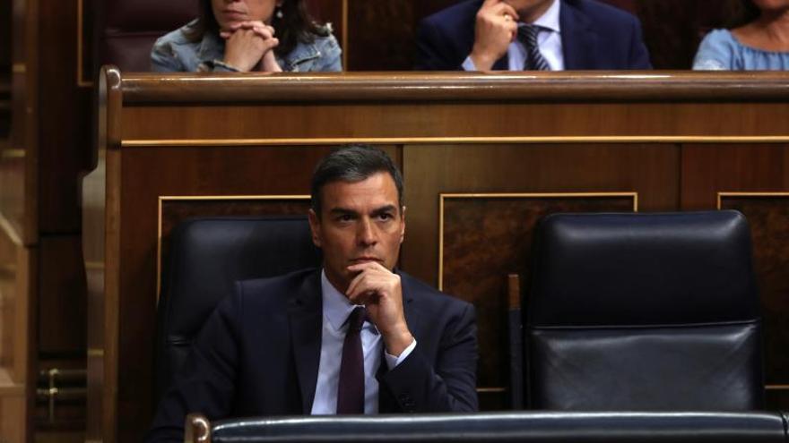 Sánchez rechaza la oferta de Iglesias de un gobierno de coalición a prueba
