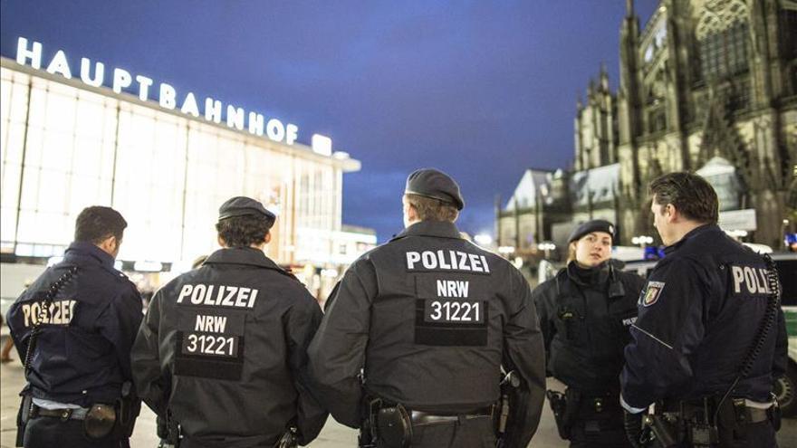 El Sindicato de la Policía alemana dice que había refugiados en los sucesos de Colonia