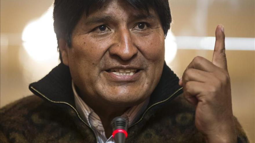 Morales expulsa a la agencia de cooperación de EE.UU. por supuesta intromisión