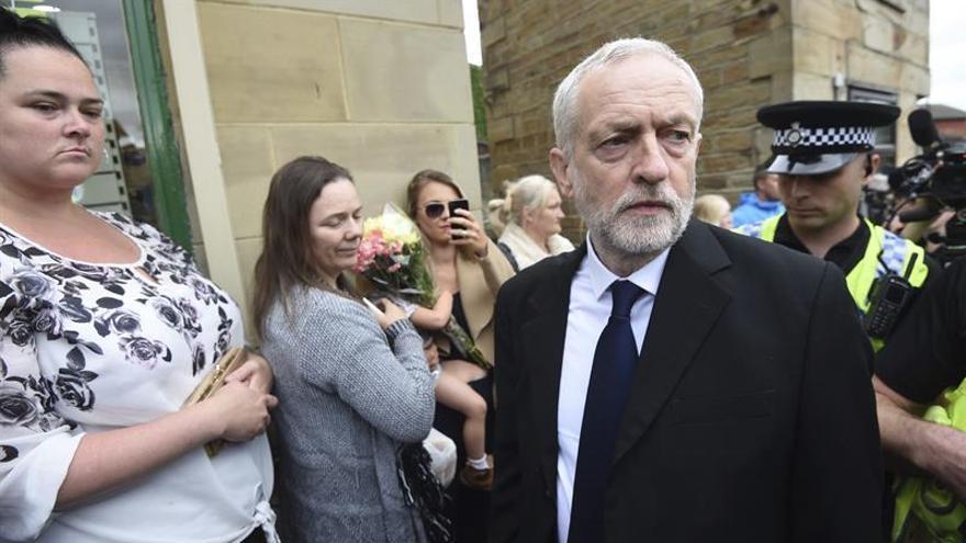 El Partido Laborista suspende todos los actos de campaña hasta el lunes