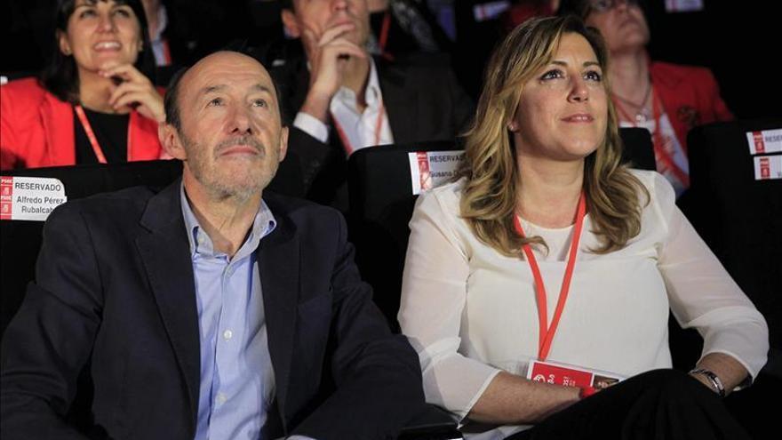 El PSOE andaluz descarta que Susana Díaz concurra a las primarias