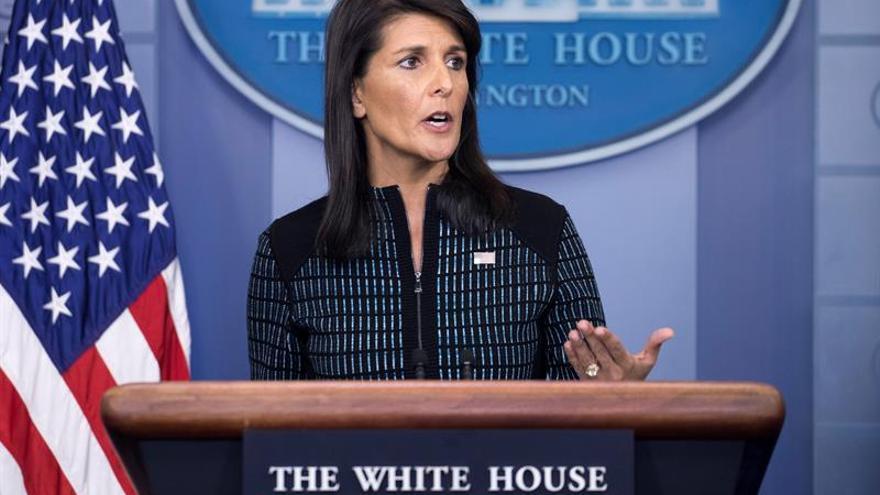EE.UU. exige más inspecciones en Irán en el marco del acuerdo nuclear