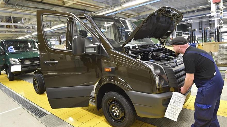 Mercedes-Benz Vans invertirá 200 millones en procesos producción inteligentes