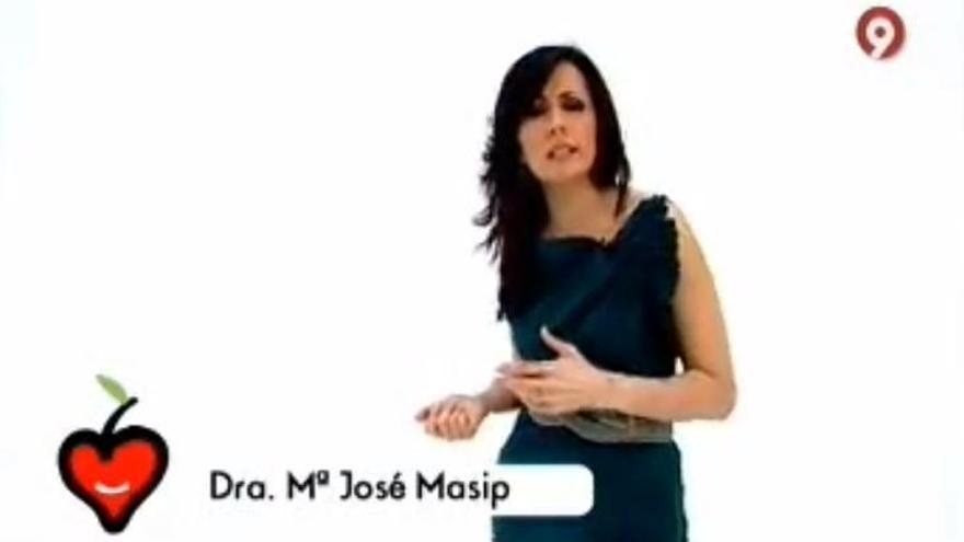 María José Masip Canal 9