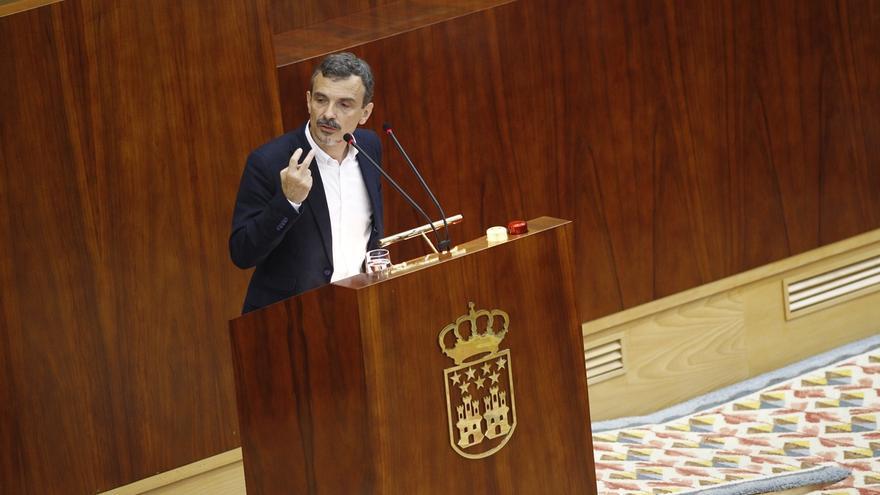 """López dice que """"cualquier injerencia"""" tanto """"de los medios"""" como """"interna"""" afecta al proyecto de Podemos"""