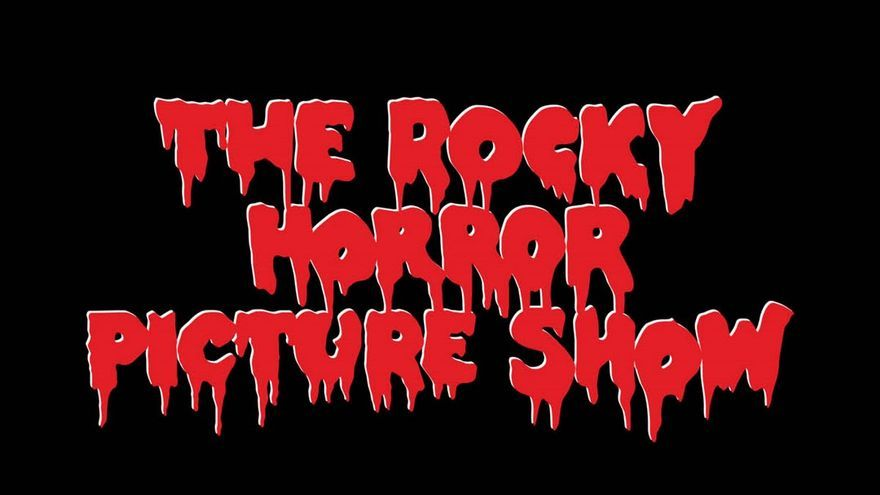 "Cartel de la película ""The Rocky Horror Picture Show"""