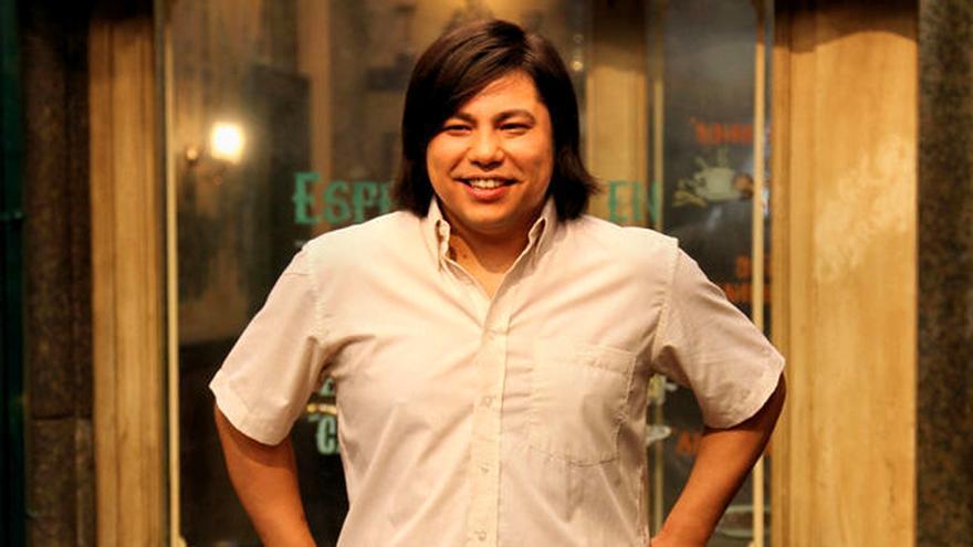 El sorprendente cambio físico de Óscar Reyes, el recordado Machu Pichu en 'Aída'