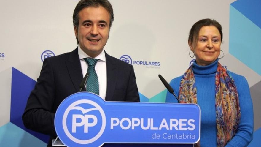 El PP pide al Congreso que declare Cantabria 'zona catastrófica'