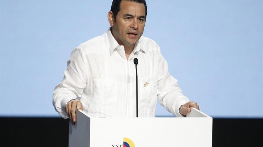 Guatemala buscará el apoyo de Israel para mejorar en agricultura y seguridad