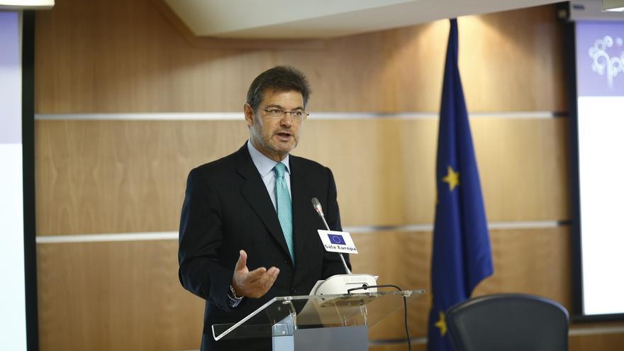 """Catalá defiende la """"modernización de la Justicia"""" en esta legislatura mediante reformas y leyes """"completamente nuevas"""""""