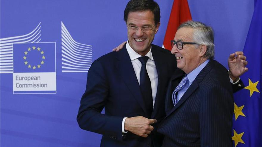 Holanda toma las riendas de la UE en pleno reto de refugiados y terrorismo