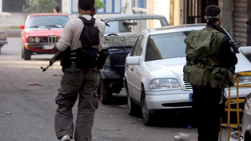 Hizbulá asegura haber matado y herido a varios miembros del EI en el Líbano