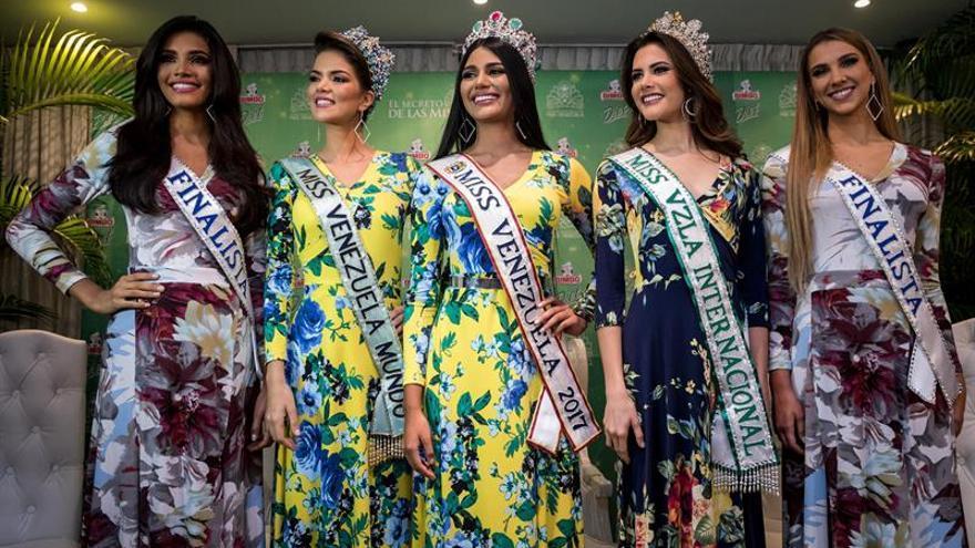 Miss Venezuela se interesa por la política y levanta su voz contra acoso sexual