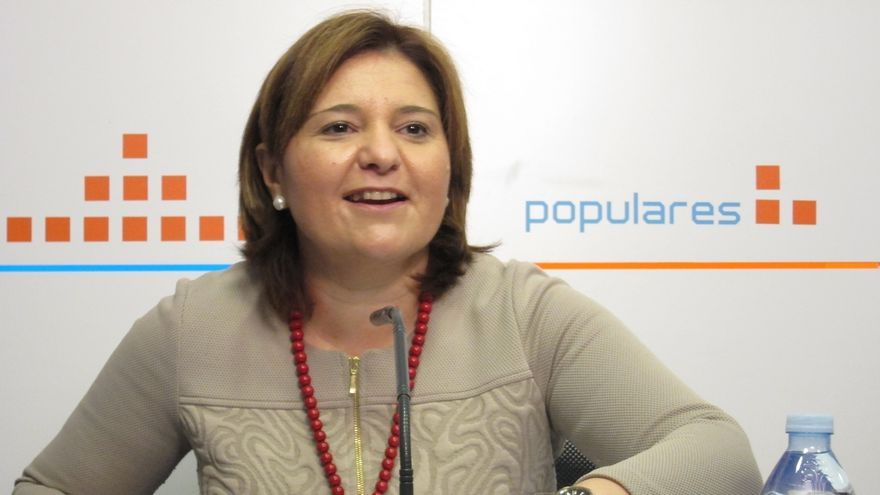 La presidenta del PP valenciano, partidaria de establecer nuevos mecanismos de participación de los militantes